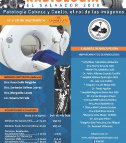 Programa científico – VIII Congreso Nacional y III Congreso Internacional de Radiología