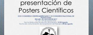Se abre la convocatoria a participar con tu Poster  Científico en el proximo Congreso FECARI 2017