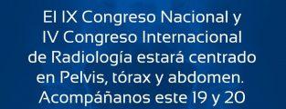 IX Congreso Nacional y IV Congreso Interncional de Radiología en El Salvador (CRES 2019)