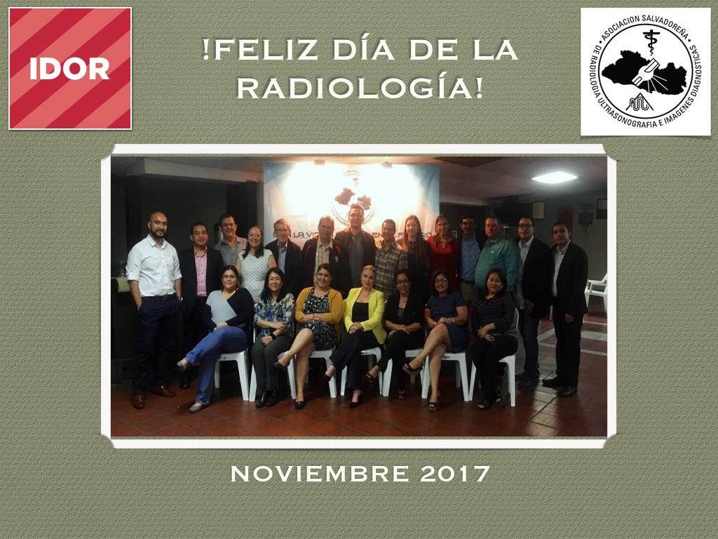 Día de la Radiología 2017